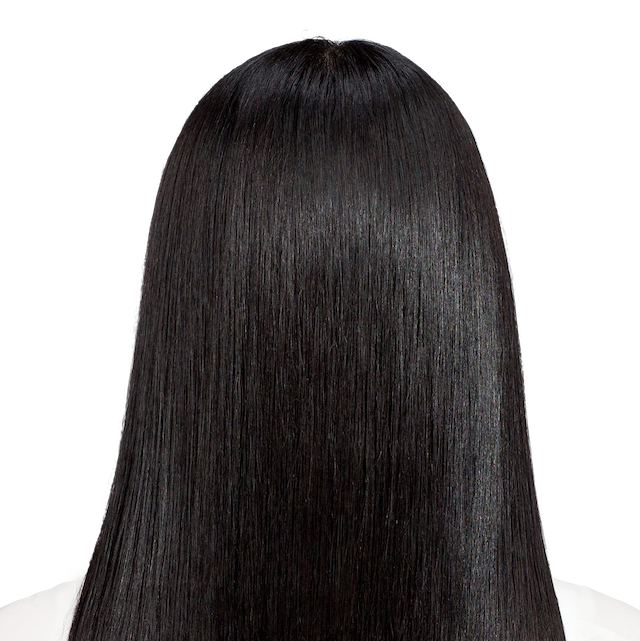 Pescara Black - Our deepest caviar black hair color