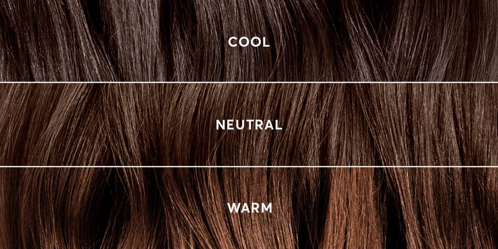 Is My Hair Color Warm or Cool?