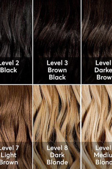 A Hair Color Chart To Get Glamorous Results At Home,Where To Hang Sheer Curtains