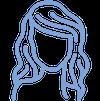 hair icon 2x rug