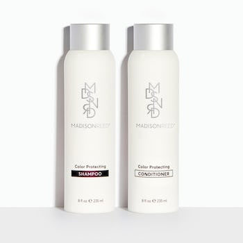 Gluten Free Shampoo and Conditioner from Madison Reed