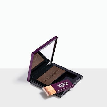 Cenere - Light Brown brush-on powder conceals roots quickly & easily