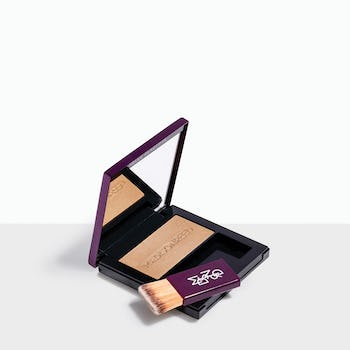 Frassino - Light Blonde brush-on powder conceals roots quickly & easily