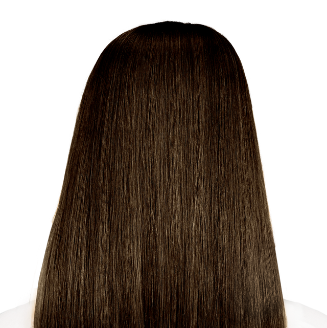 Sondrio Brown  - 6.5NNA - Soft Medium Neutral Brown Hair Color For Resistant Grays