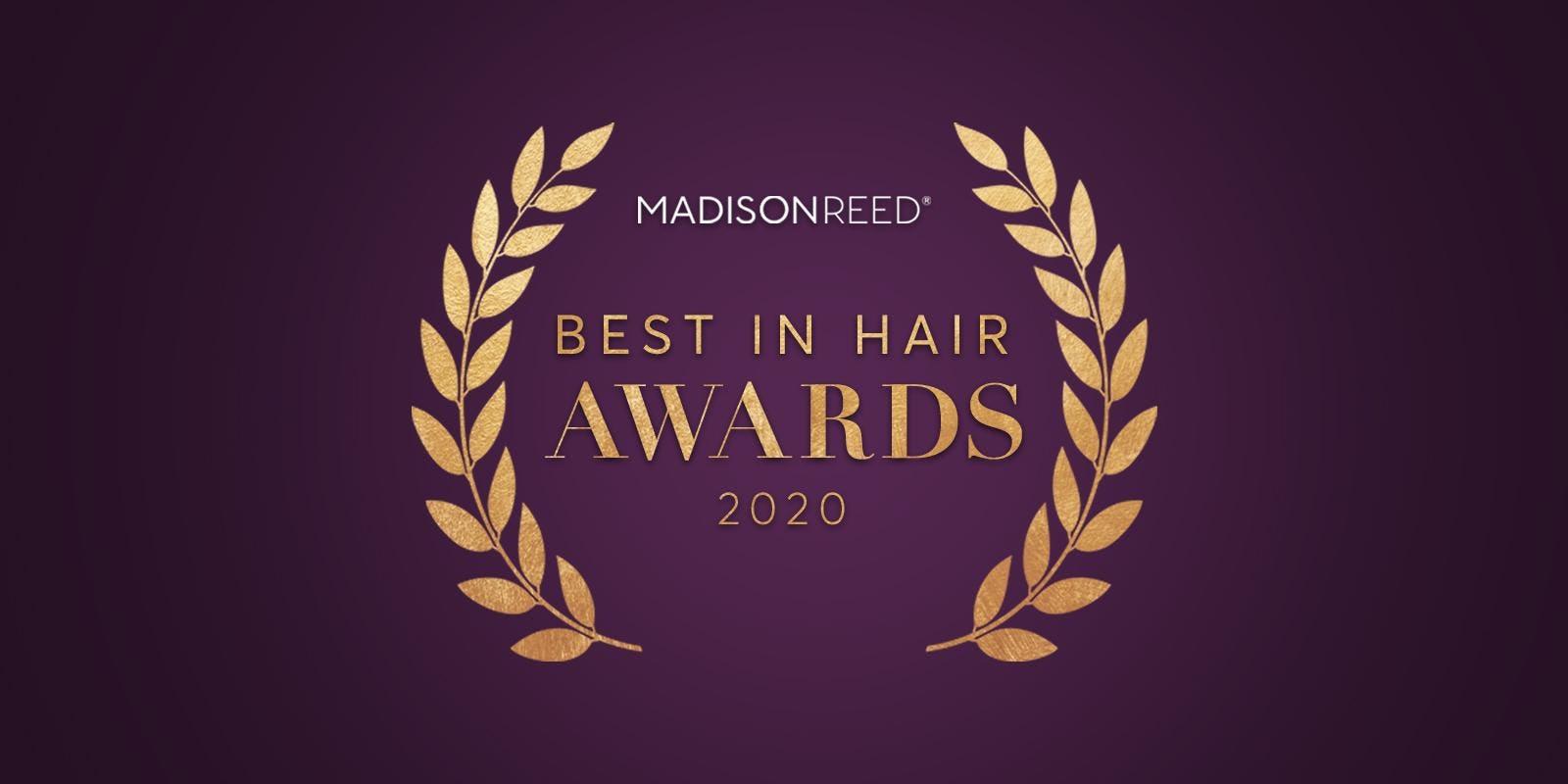 Best in Hair Awards 2020