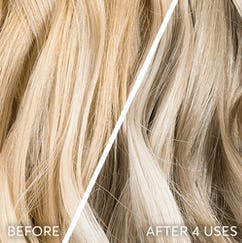 Perla hair swatches