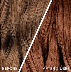 Castagna hair swatches