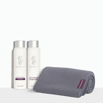 Shampoo, Conditioner and Towel Bundle